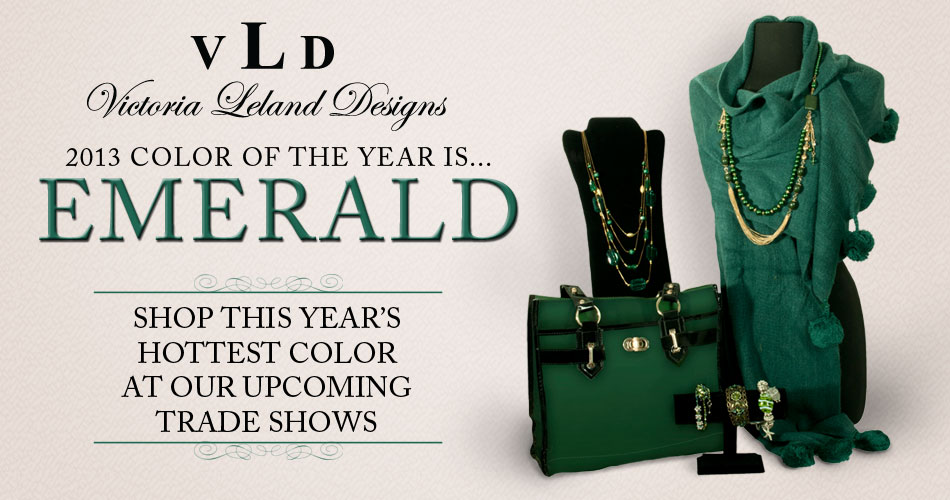 VLD- Color of the Year- Emerald!